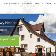 Domy wczasowe Wdzydze Kiszewskie – Helena Danuta Gabriela