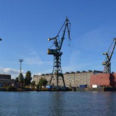 Port Gdański w czołówce