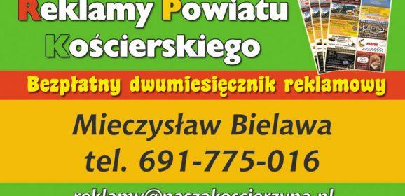 Reklamy Powiatu Kościerzyna
