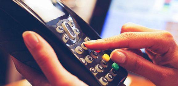 Terminal Płatniczy w firmie lub sklepie