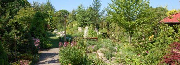 Gołubieński Ogród Botaniczny w Kaszubskim Parku Krajobrazowym